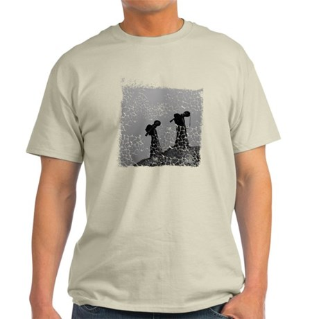 baclmetanoback Light T-Shirt