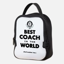 The Best in the World – Coach Neoprene Lunch Bag