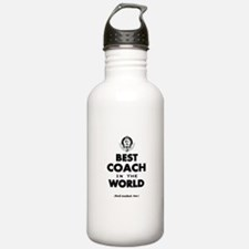 The Best in the World – Coach Water Bottle