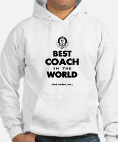 The Best in the World – Coach Hoodie