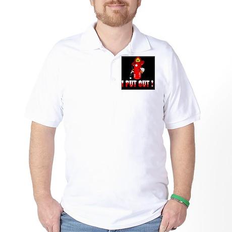 IPutOUT Small Golf Shirt