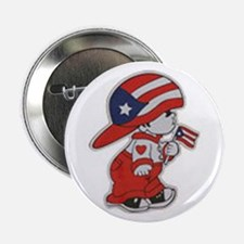 "Puerto Rico ROCKS 2.25"" Button (10 pack)"