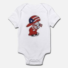 Puerto Rico ROCKS Infant Bodysuit