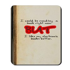 E-Book Mousepad