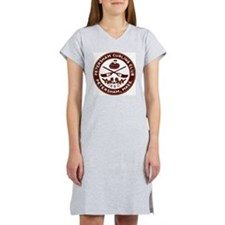 pcc_seal_maroon_gold_accent Women's Nightshirt