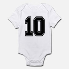 10 Infant Bodysuit