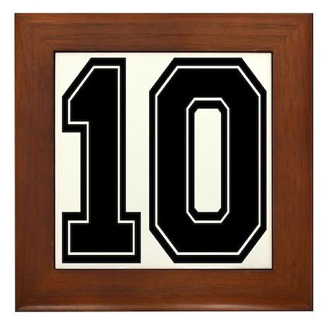 10 Framed Tile
