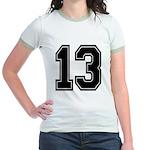 13 Jr. Ringer T-Shirt
