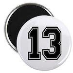 13 Magnet