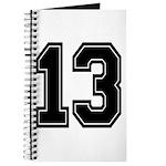 13 Journal
