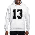 13 Hooded Sweatshirt
