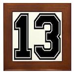 13 Framed Tile
