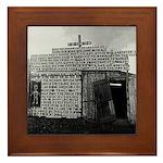 Plaquemines Parish, 1943 Framed Tile