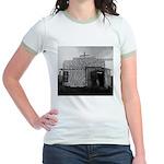 Plaquemines Parish, 1943 Jr. Ringer T-Shirt