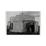 Plaquemines Parish, 1943 Rectangle Magnet (100 pac