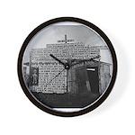 Plaquemines Parish, 1943 Wall Clock