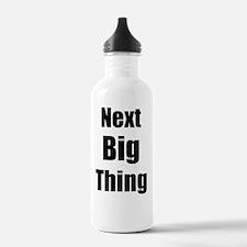 next big thing tee Water Bottle