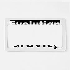 evolution4 License Plate Holder