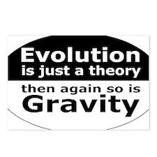 evolution5 Postcards (Package of 8)