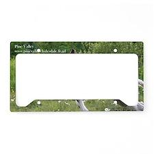 anita License Plate Holder