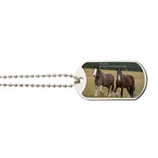 filles Dog Tags
