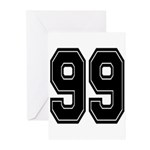 99 Greeting Cards (Pk of 10)