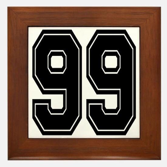 99 Framed Tile