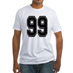 99 Fitted T-Shirt