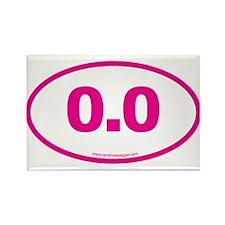 0.0 NO RUNNING Pink Magnets
