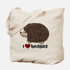 hearthedgies Tote Bag