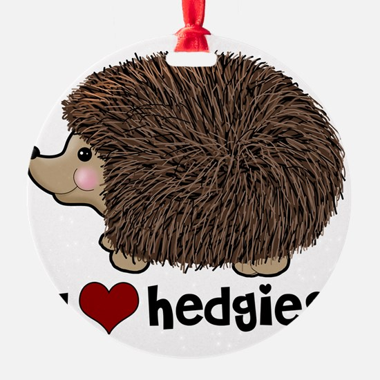 hearthedgies Ornament