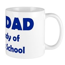 OLM dad transp blue Mug
