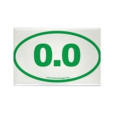 0.0 NO RUNNING Green Magnets