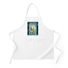 mermaid moon journal Apron