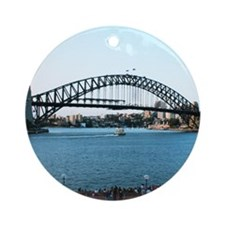 iPad.Case-Sydney Round Ornament