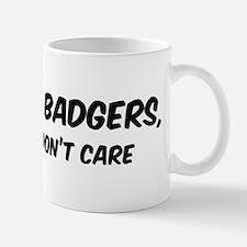 honeyBadger6A Mug