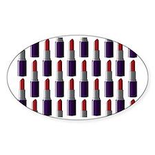 Lipsticks Decal