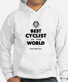 The Best in the World – Cyclist Hoodie