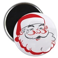 Santa Magnet