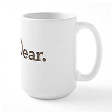 ohdearab-01 Mug