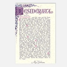 desiderata  Postcards (Package of 8)