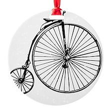 velocipede Ornament