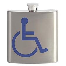 handicapped yard Flask