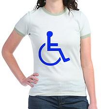 handicapped yard T