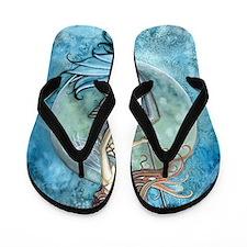 Jade Moon cp Flip Flops