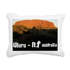 uluru1 Rectangular Canvas Pillow