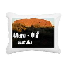 uluru2 Rectangular Canvas Pillow