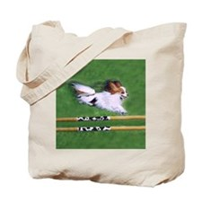 red agility Tote Bag