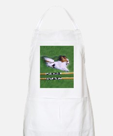 red agility Apron