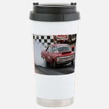 BO-4 Stainless Steel Travel Mug